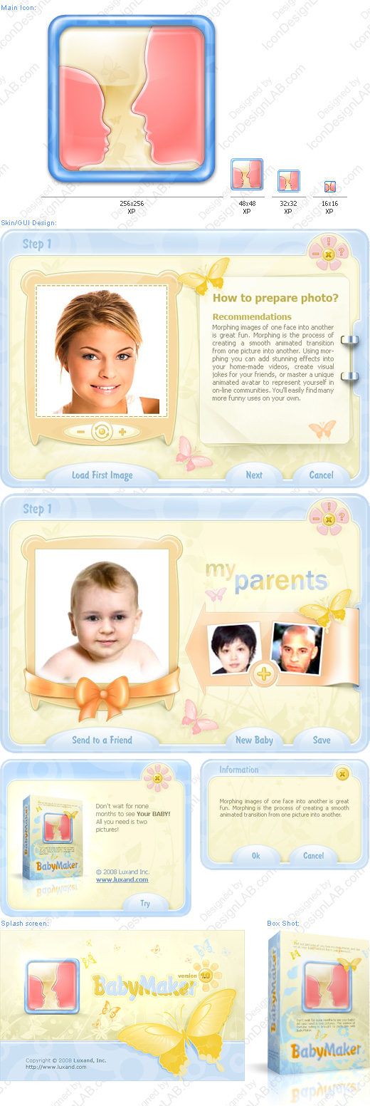 Software Identity for Baby Maker