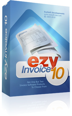 Boxshot for Ezy Invoice