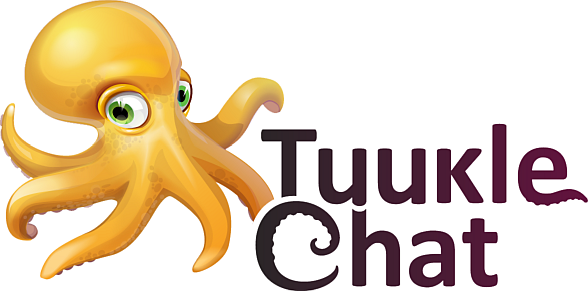 Logo Design for Tuukle Chat