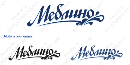 Logotype for Meblino.ru