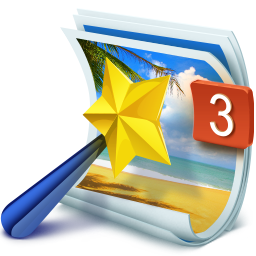 Application Icon For Photo Naming Assistant
