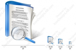 Application icon design for Document Trace Remover