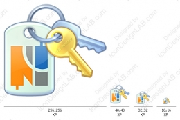 Application icon for Admin Module of InvestTool