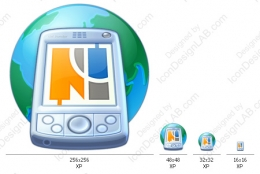 Application icon for Pocket Edition of InvestTool
