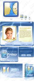 Software Identity Design for Prophesy Master