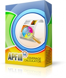 Boxshot for APFill Ink&amp;Toner Coverage Meter
