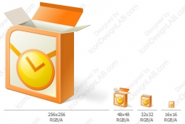 Application icon for Outlook Profile Generator