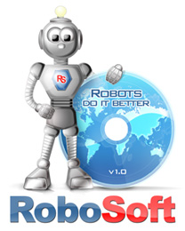 Logotype for Robosoft