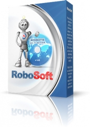 Boxshot for Robosoft