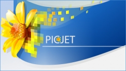 Splash Window for PicJet