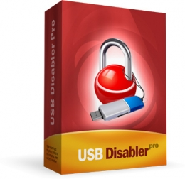 Boxshot for USB Disabler Pro