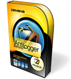 Boxshot Design for Zemana AntiLogger