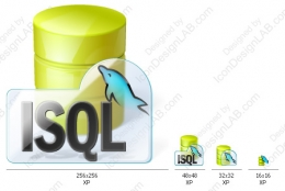 Application icon for Interactive SQL for MySQL
