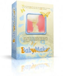 Boxshot design for Baby Maker