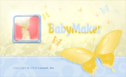 Splashscreen for Baby Maker