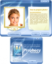 GUI Design for Prophesy Master