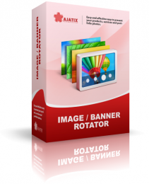 Boxshot for Image/Banner Rotator