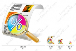 Application Logo for APFill Ink&Toner Coverage Meter