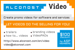Advertising for Alconost