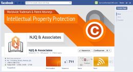 Fb page design for NJQ & Associates