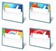 Set of Browser Icons