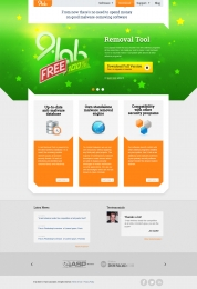 9lab.com website design