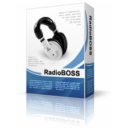 CD box design for RadioBOSS