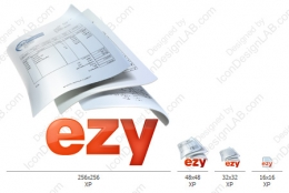 Application icon for Ezy Invoice